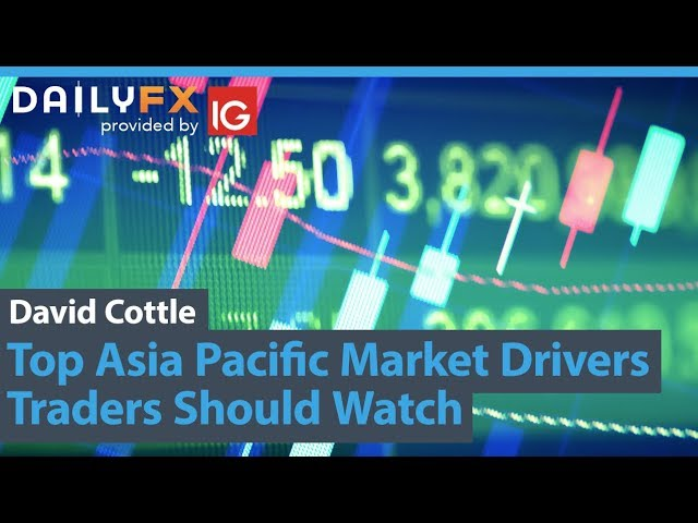 Top Asia Pacific Market Drivers Traders Should Watch this Week (November 11)