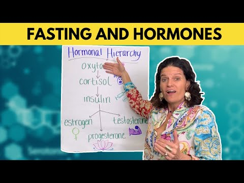 Fasting & Your Hormones What you need to know
