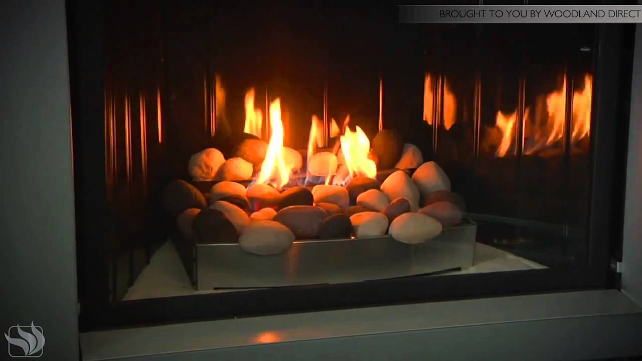napoleon hd series clean face direct vent fireplace youtube