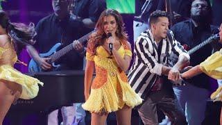 Anitta, Prince Royce, Farruko & Sergio George - Salsa Medley (Live At Premio Lo Nuestro HD)