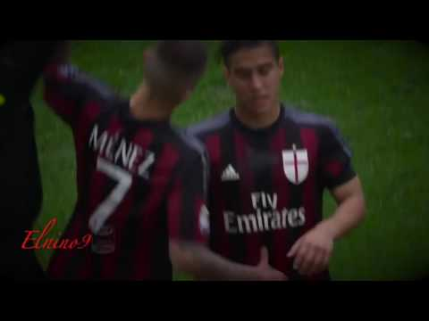 Jeremy Menez • AC Milan vs Alessandria 5-0 • Individual Highlights • 01/03/2016 HD