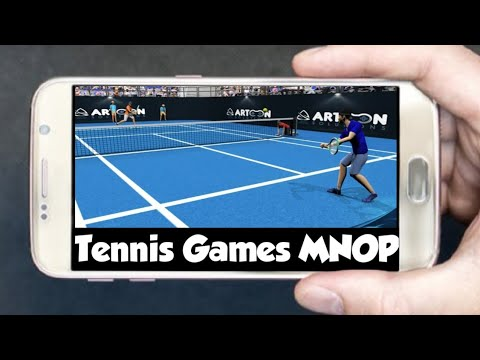 Top 10 Best Mobile Tennis Games Android/IOS 2020