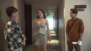 VTV Giải Trí   Pha dằn mặt bằng 'tiểu cường' khiến 'tiểu tam' khóc thét   Phim Về Nhà Đi Con Tập 71