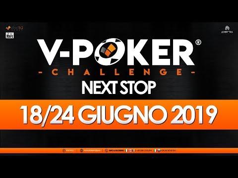 V-Poker Challenge Stop 3 Season 1 - Final Table TV 11/3/2019
