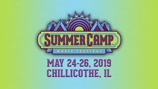 Summer Camp Music Festival 2019 | May 24-26 in Chillicothe, IL