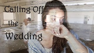 """Calling Off the Wedding"" Visual Poetry Video"