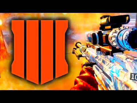 NEW BLACK OPS 4 LEAKS!  Logo, New BO3 Sniper, COD WWII Update, New Game Mode Leaks and more!