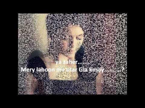 Mein Hosh ma Tha to Phir us pa Mar gya kaisay.........?