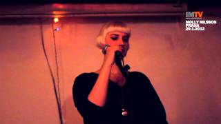 Molly Nilsson I Hope You Die Final Club Praha 29 1 2012