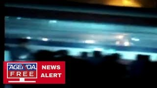Train Plows Through Crowd in India - LIVE BREAKING NEWS COVERAGE