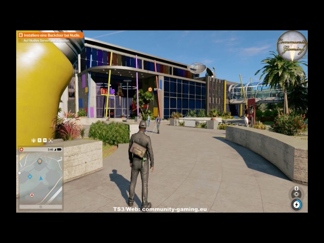 Let's Play Watch-Dogs 2 | Erfolgreicher Hack bei Nudle | Folge #016