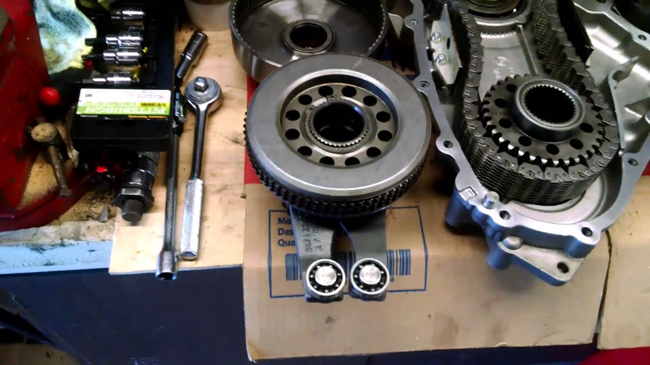 Bmw X3 Transfer Case Rebuild Youtube