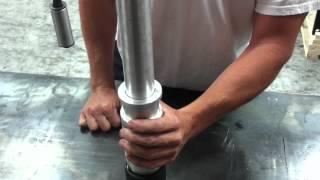Striker Hydraulics How to insert a helisert.