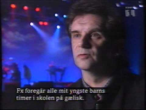 Runrig - Interview with Calum & Donnie - Danish Television 1997