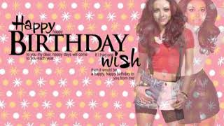 Happy 25th birthday Jade!!