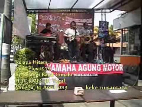 Kelapa Hitam  Koes Plus 1979    by Pelangi Band Cimahi