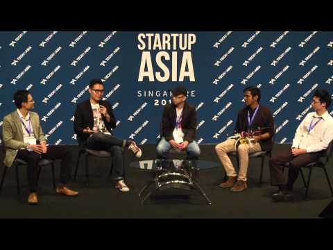 [Startup Asia Singapore 2014] Discussion: Building Hardware Companies In Southeast Asia