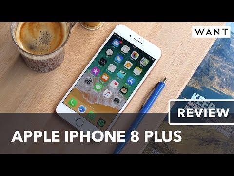 Apple iPhone 8 Plus review (Dutch)