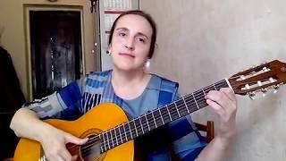 МАЗУРКА Польский народный танец   Mazurka / guitar