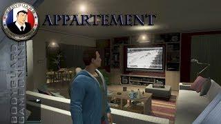 GTA 5 Online Multijoueur 4eme Appartement 134 000$ Semi Luxe