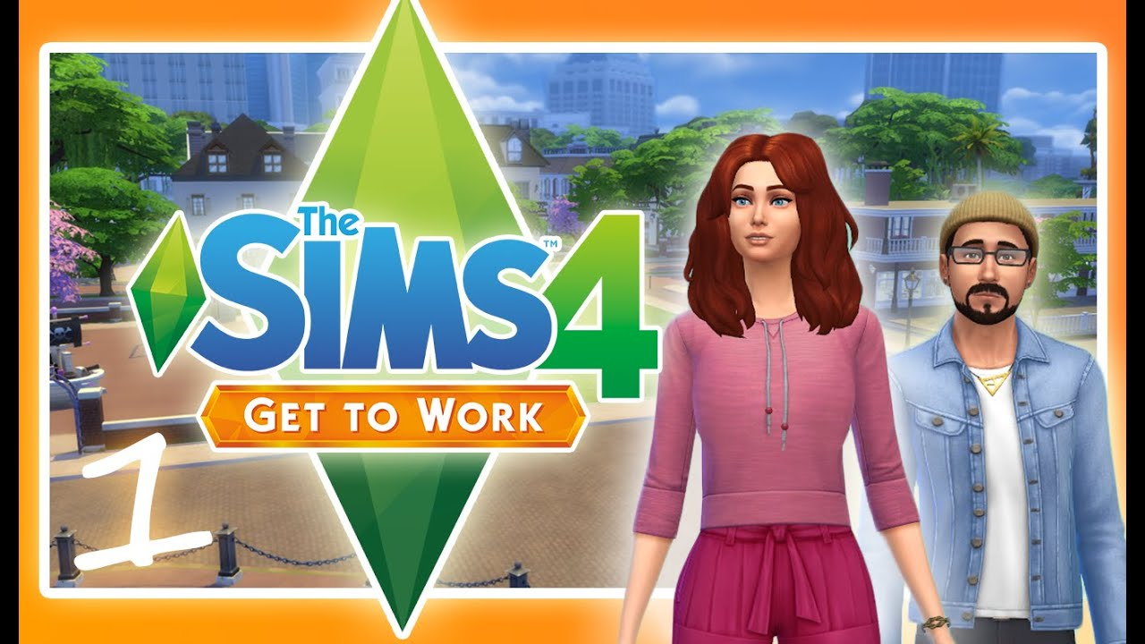 how to get a job on the sims free play