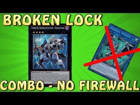 Yu-Gi-Oh! BESTER First Turn Lock! (Combo+ Deckliste)
