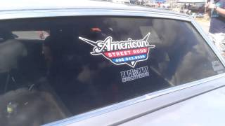 street outlaws the cutty car walk around mooresville dragway 5 16 15