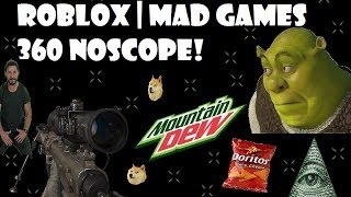 Roblox Mad Games #6 (2.8K R$ Spree!!!)