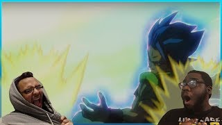 OMFG!! GOGETA VS BROLY OFFCIAL TRAILER REACTION   DRAGON BALL SUPER: BROLY