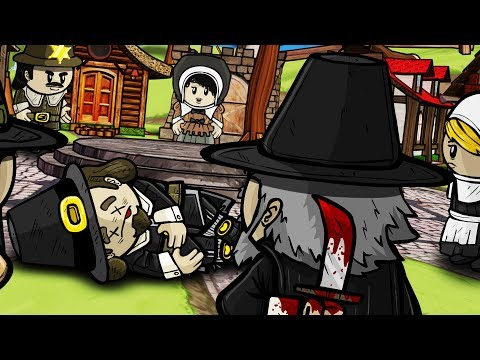 Thumbnail: I'VE BECOME A WEREWOLF!? - TOWN OF SALEM!?