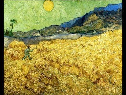 Campi Di Grano Di Vincent Van Gogh Opere Dal 1887 Al 1890