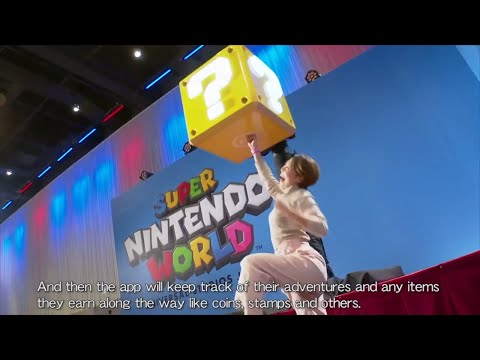 Super Nintendo World News Reveal 2020 (Universal Studios Japan)