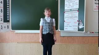 Страна читающая— ПолинаСутормина читает произведение «Русские народные загадки»