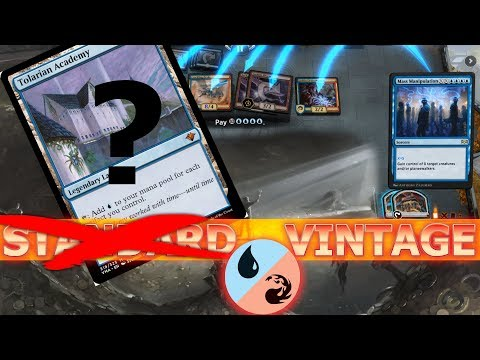 StV = NEW TOLARIAN!? Standard Storm The Vault MTG Arena War Of The Spark