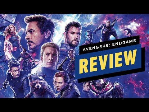 Avengers: Endgame Review (Spoiler Free)