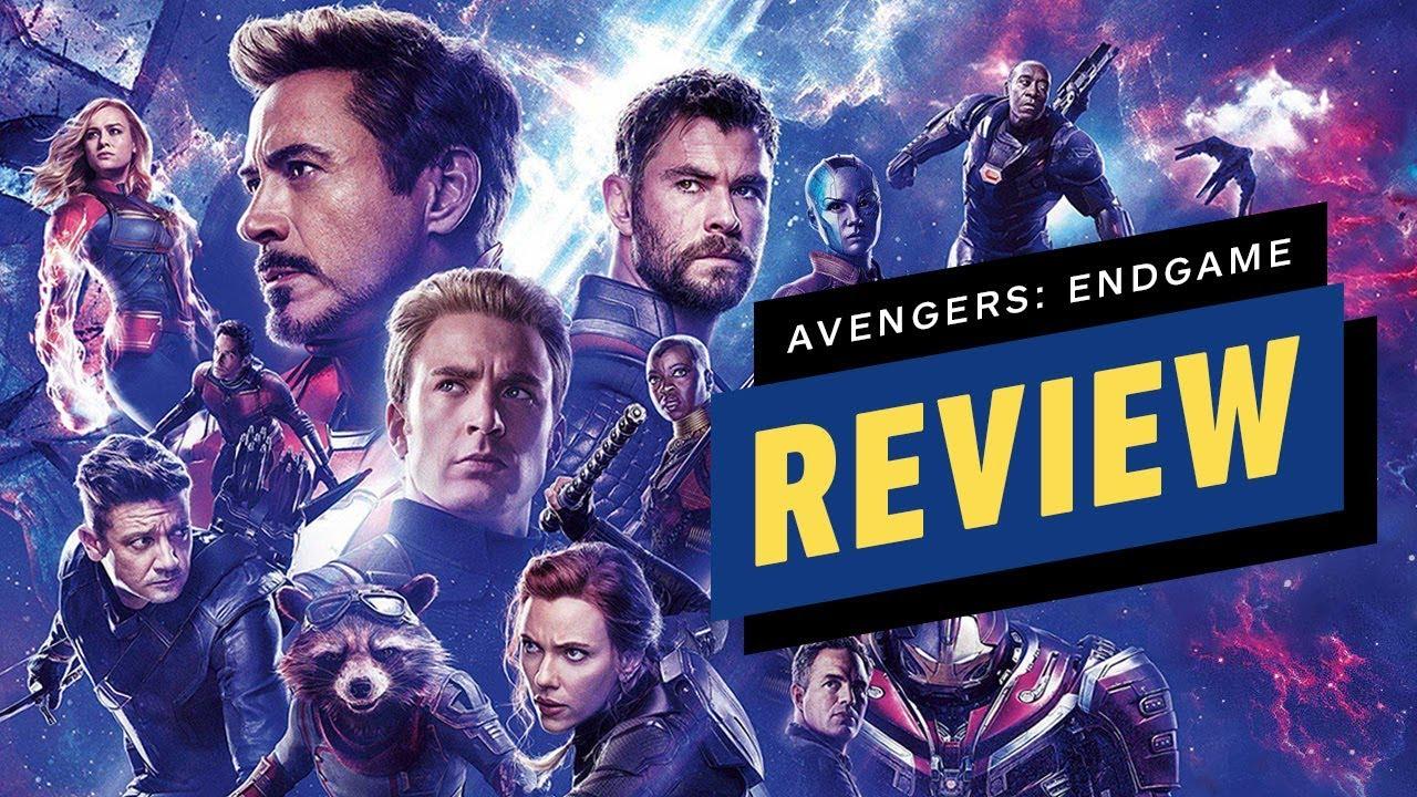 Download Avengers: Endgame Review (Spoiler Free)