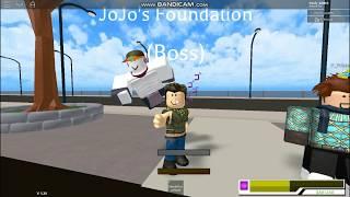 Star Guest Prime Showcase   Roblox   Project JoJo