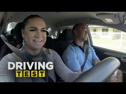 'My partner is not really into girls' | Driving Test Australia