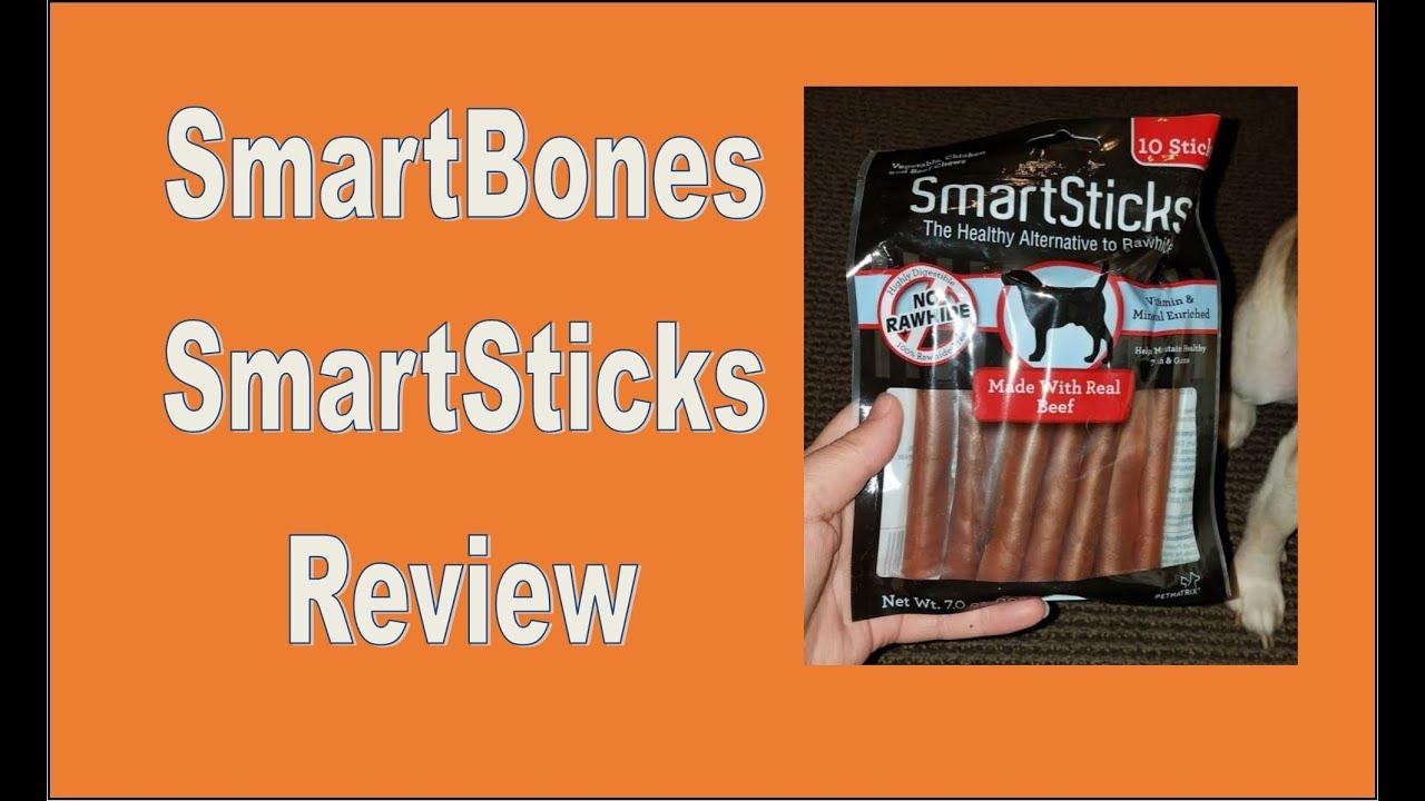 Dogs Loving Their Smartbones Smart Sticks
