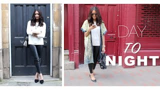 The Style Diaries | Day to Night Outfit