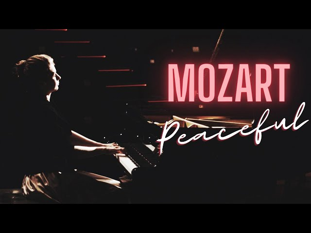 Mozart Rondo in A minor: Cordelia Williams, 'clear as a mountain stream'