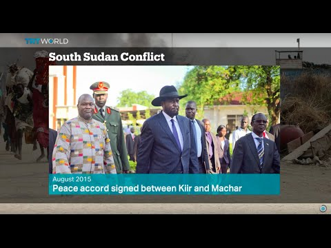 South Sudan Conflict: Rebel leader Riek Machar leaves country, TRT World's Fidelis Mbah weighs in