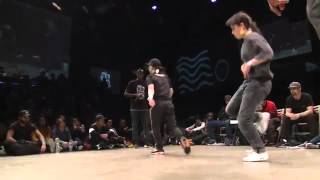 BGIRL Ayane (JAPAN) vs BGIRL Kami (FRANCE) FINAL BATTLE - HIPOPSESSION 2016