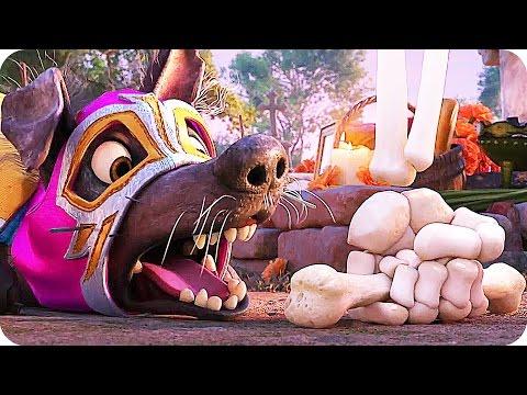 COCO Trailer 2 (2017) Disney Pixar Movie