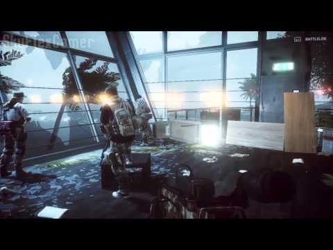 Battlefield 4 - Misión #4 - Singapur (HD)