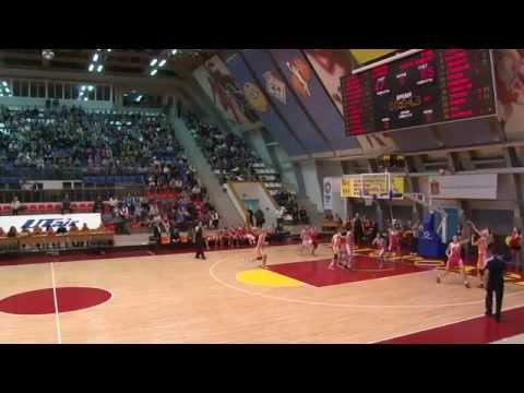 2014.10.18 Spartak Noginsk - UMMC Ekaterinburg