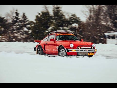 '79 Porsche 911 SC In The Snow
