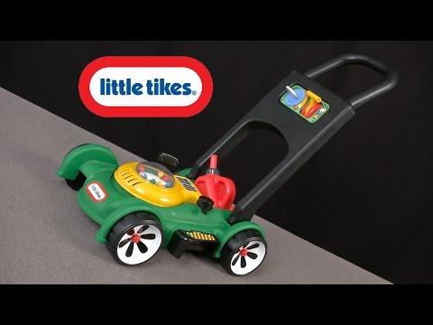 Little Tikes Gas N Go Mower