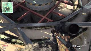 MW3 DOME OUT OF MAP GLITCH SPOT