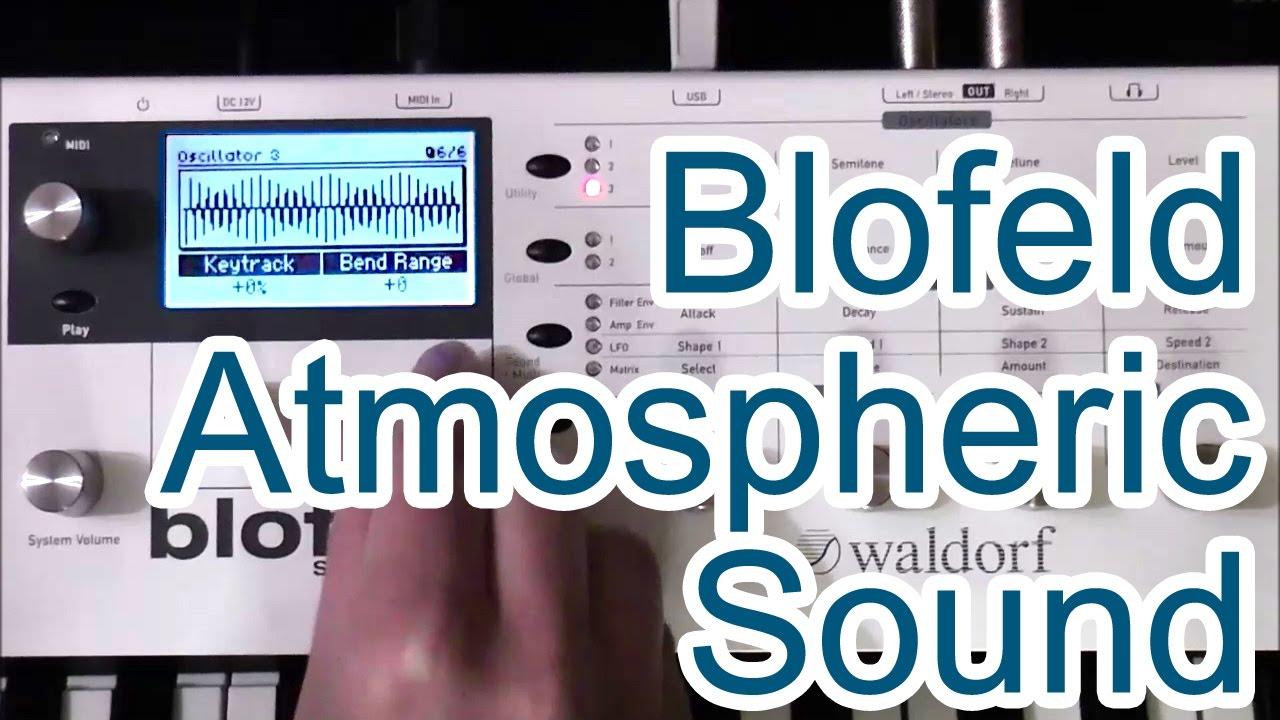 BLOFELD SOUND TREIBER WINDOWS 10